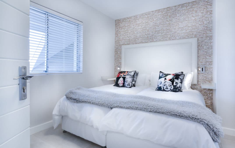 Sypialnia Modern minimalist