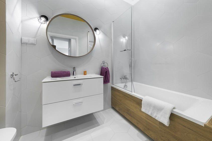Archiwa Mała łazienka Inspiracje Projektant Wnętrz Kraków