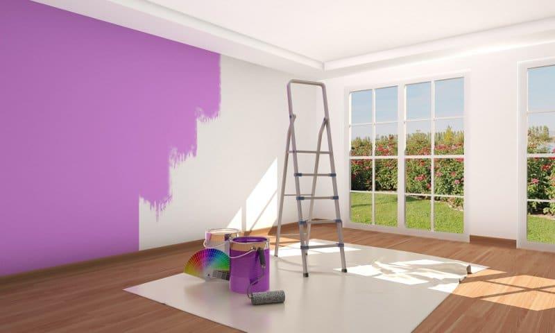 malowanie pokoje