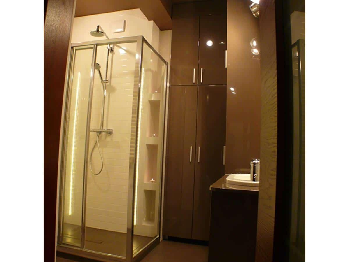 Architektura wnętrz łazienki