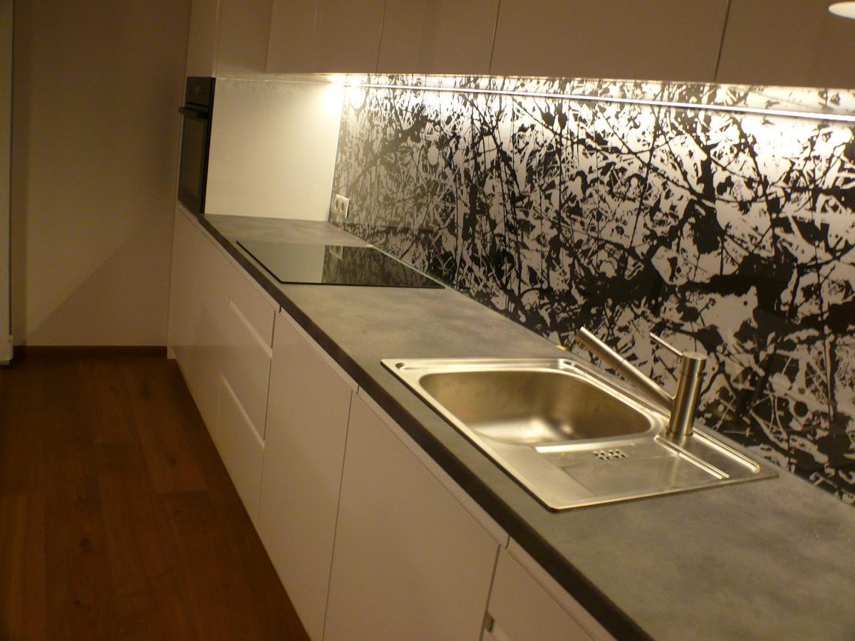 Architektura wnętrz - nowoczesna kuchnia
