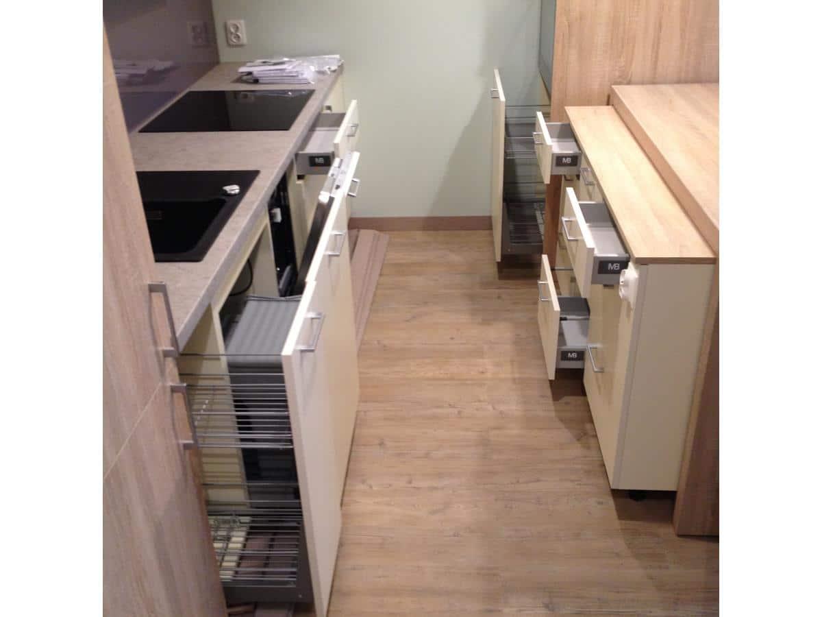 Architektura wnętrz - urządzenie kuchni