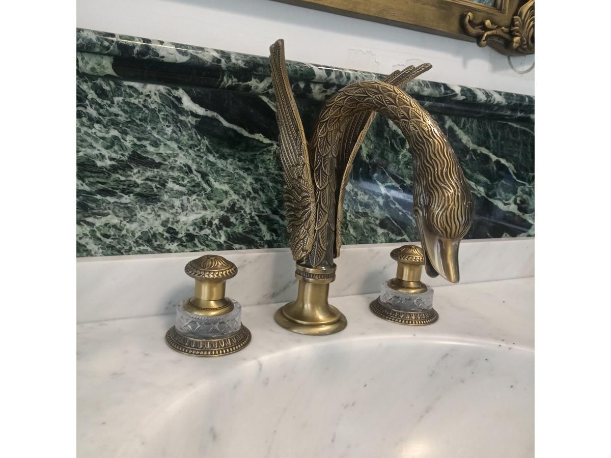 Ekskluzywny wystrój wnętrz - luksusowe łazienki