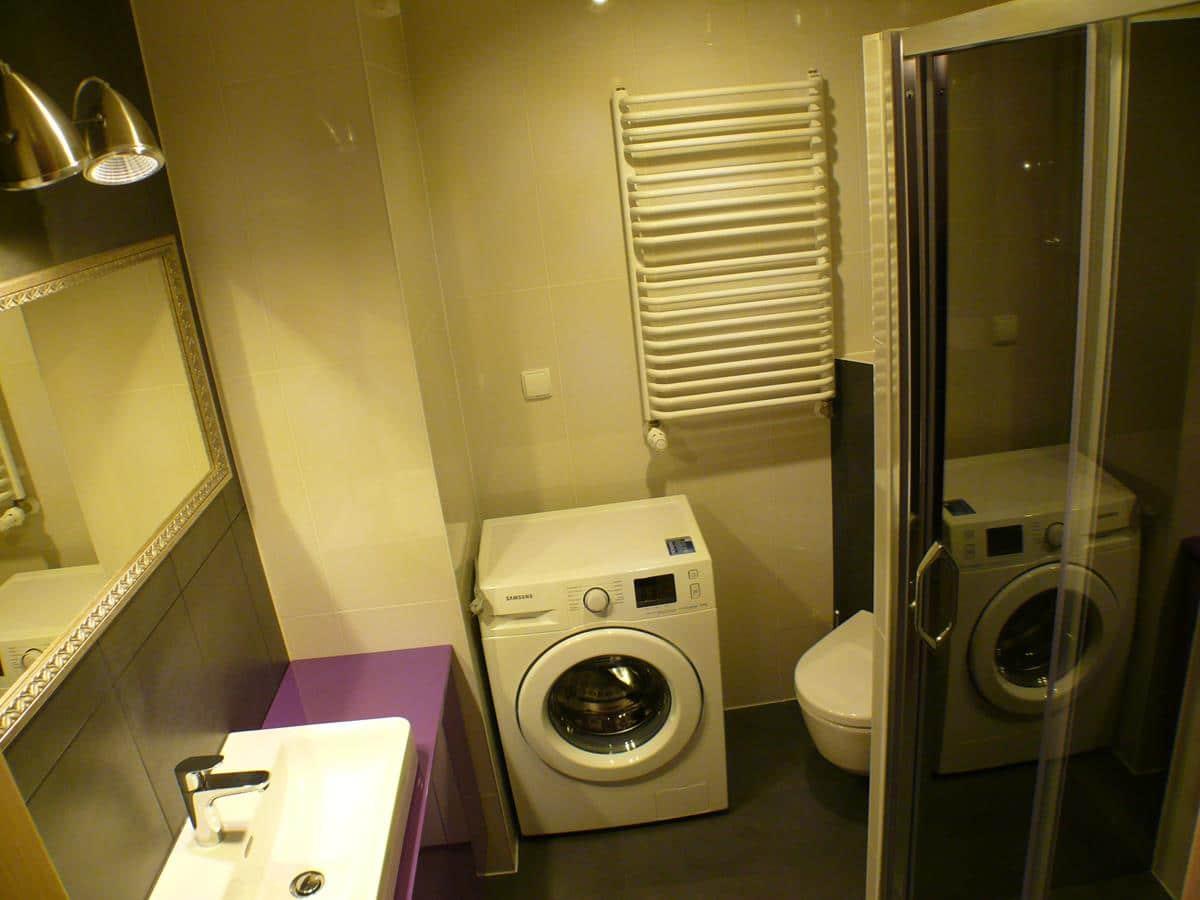 Projekt aranżacji wnętrz łazienka z wykonaniem pod klucz