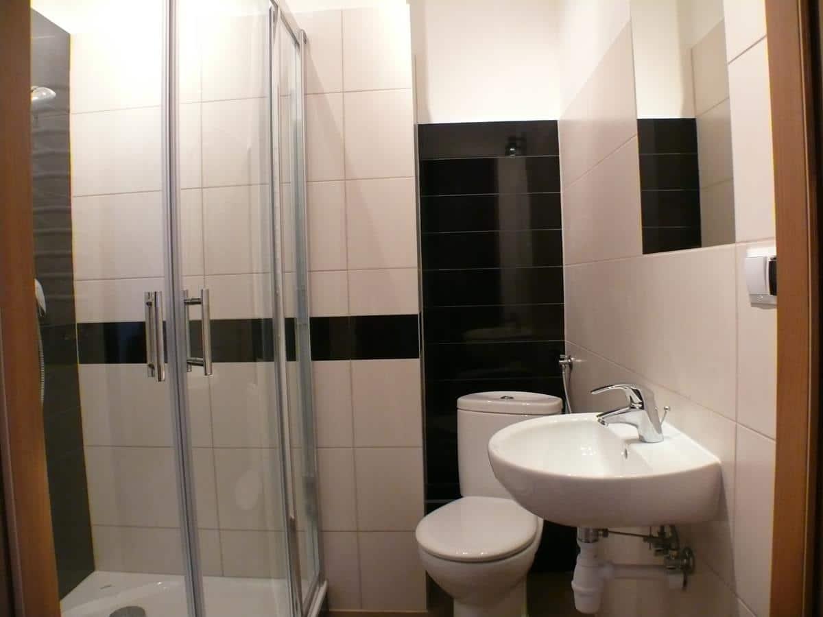 Projekt wnętrz łazienka