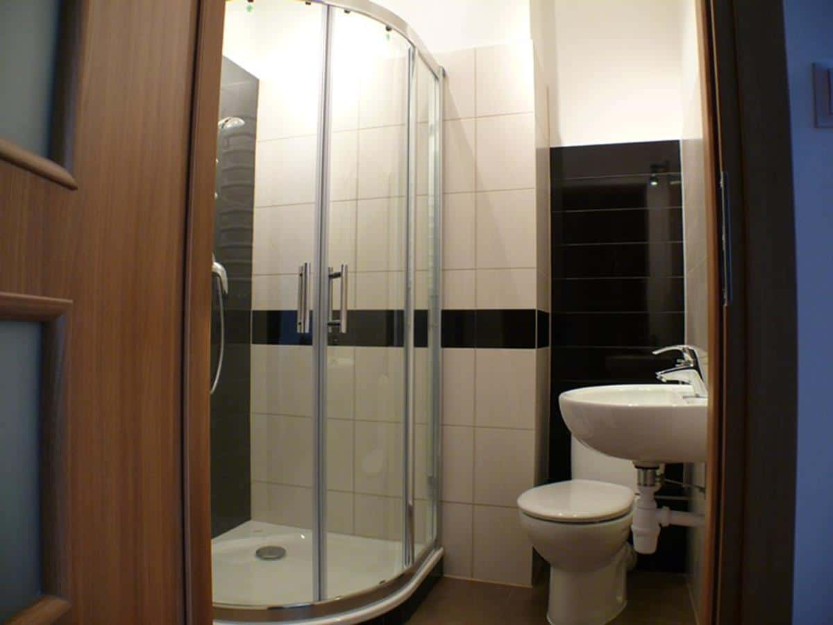 Projektant wnętrz - łazienka