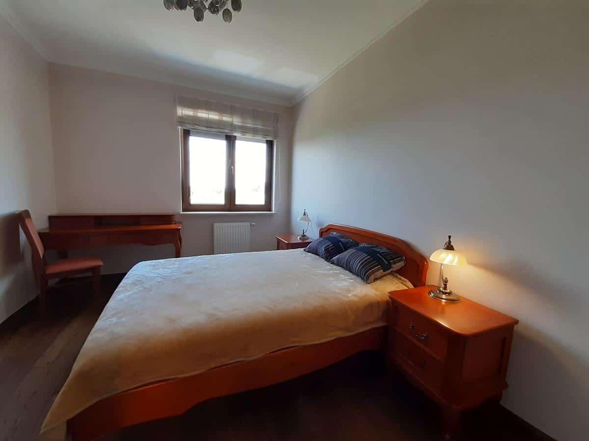 Sypialnia - projektant wnętrz apartament
