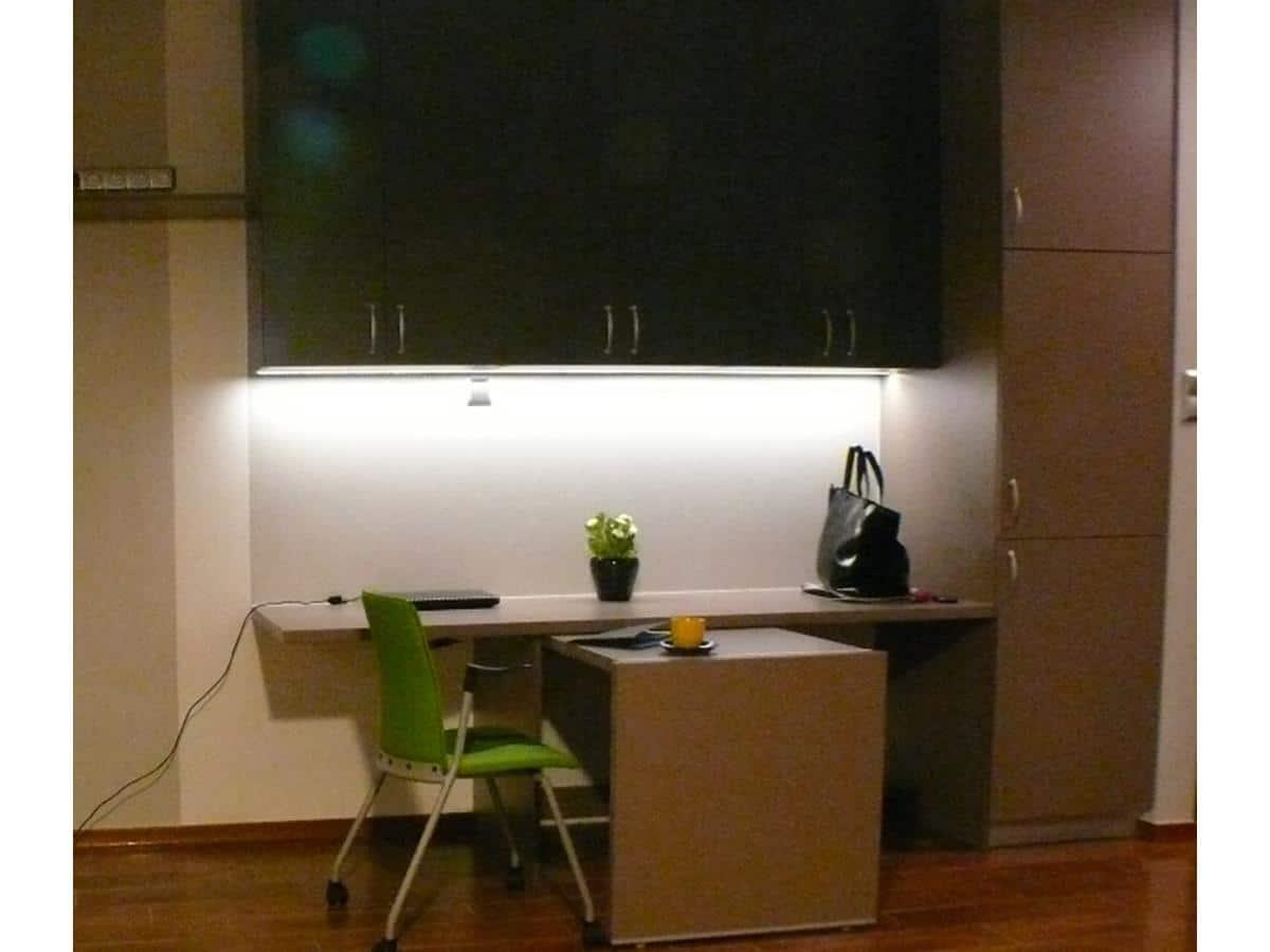Projektowanie mieszkania biuro