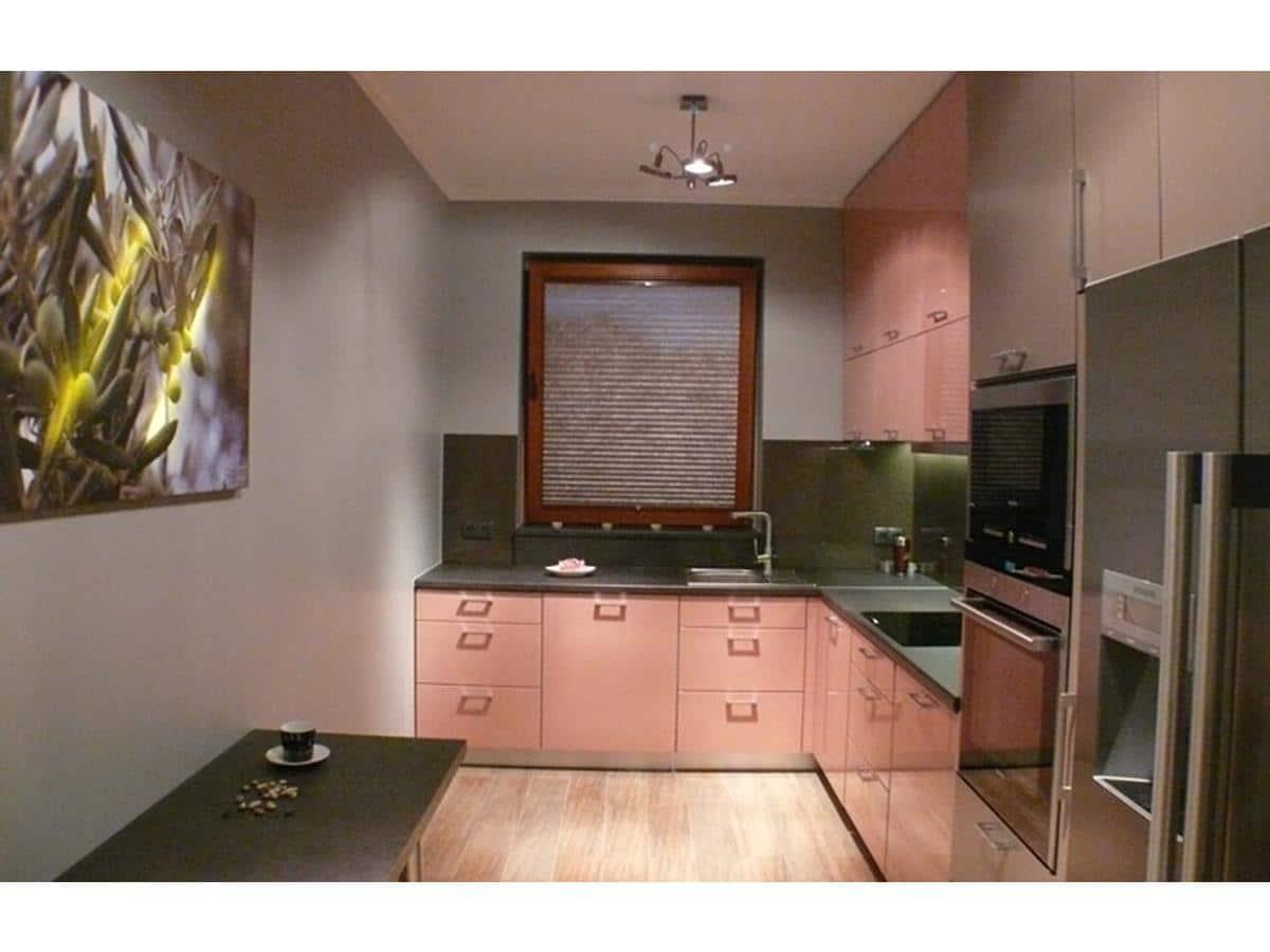 Projektowanie mieszkania kuchnia