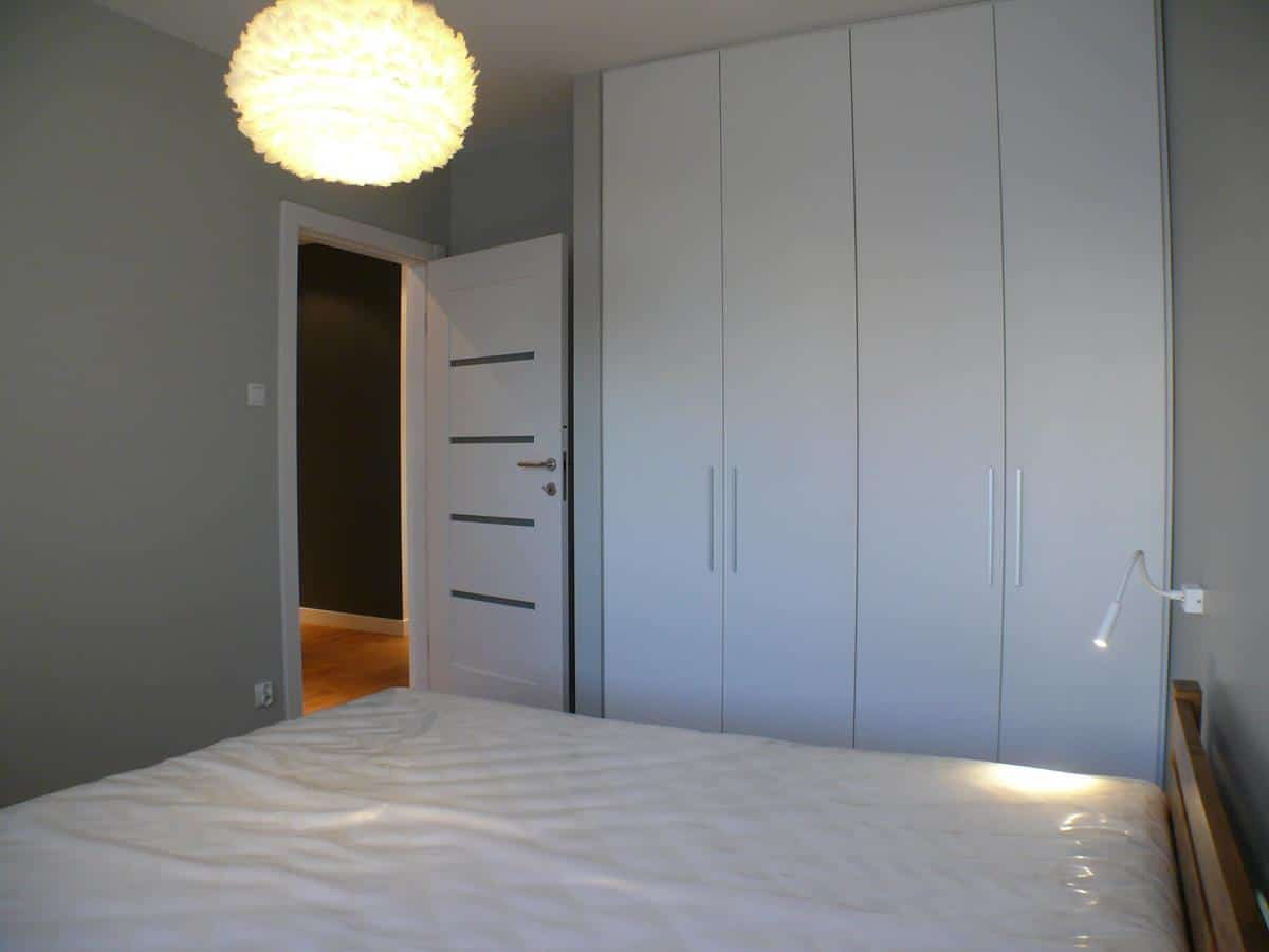 Projektowanie wnętrz - sypialnia