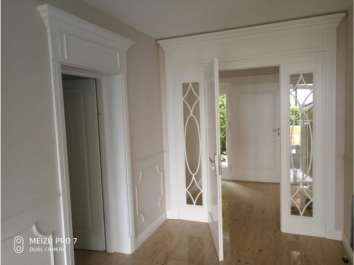 Luksusowe wnętrza rezydencji - projekty domów wnętrza
