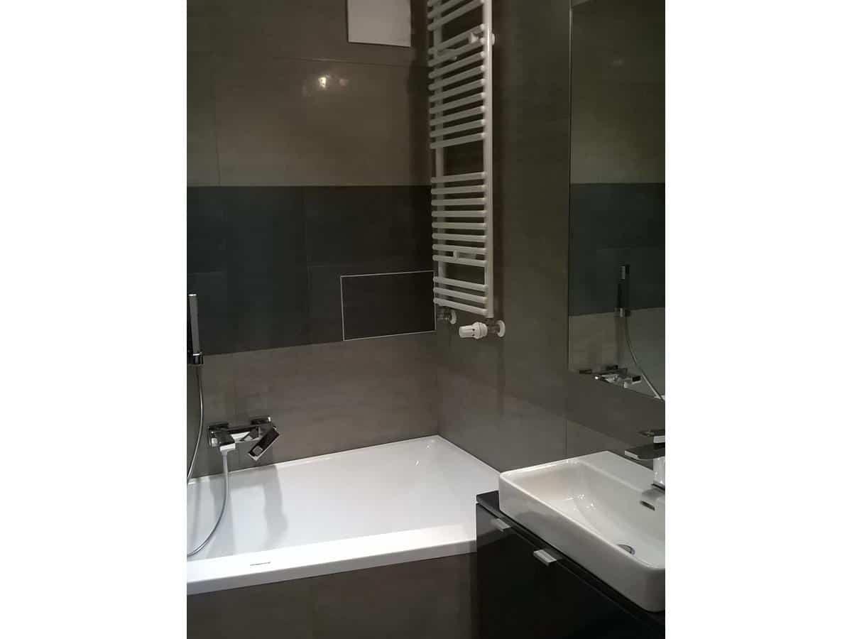 Projekty wnętrz łazienka z wanną