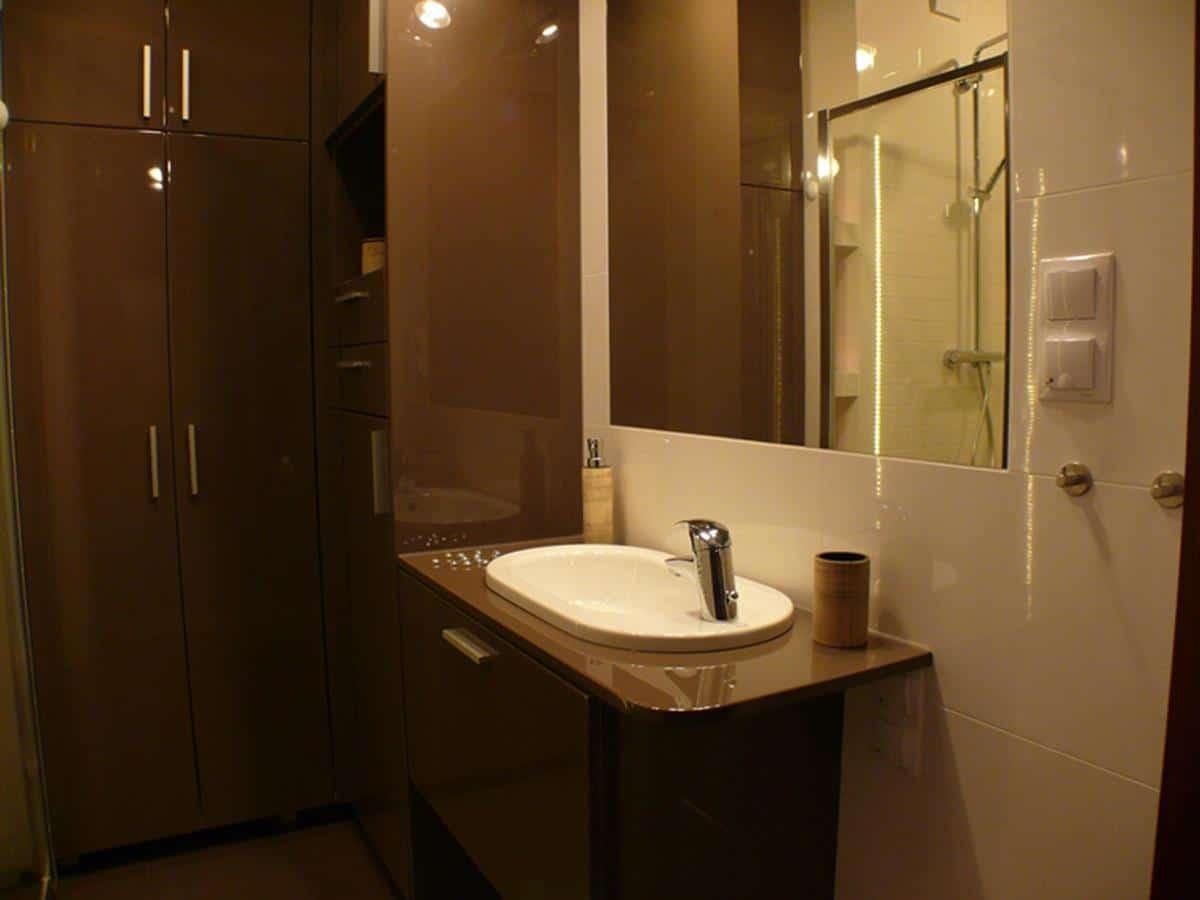 Projekty wnętrz łazienki
