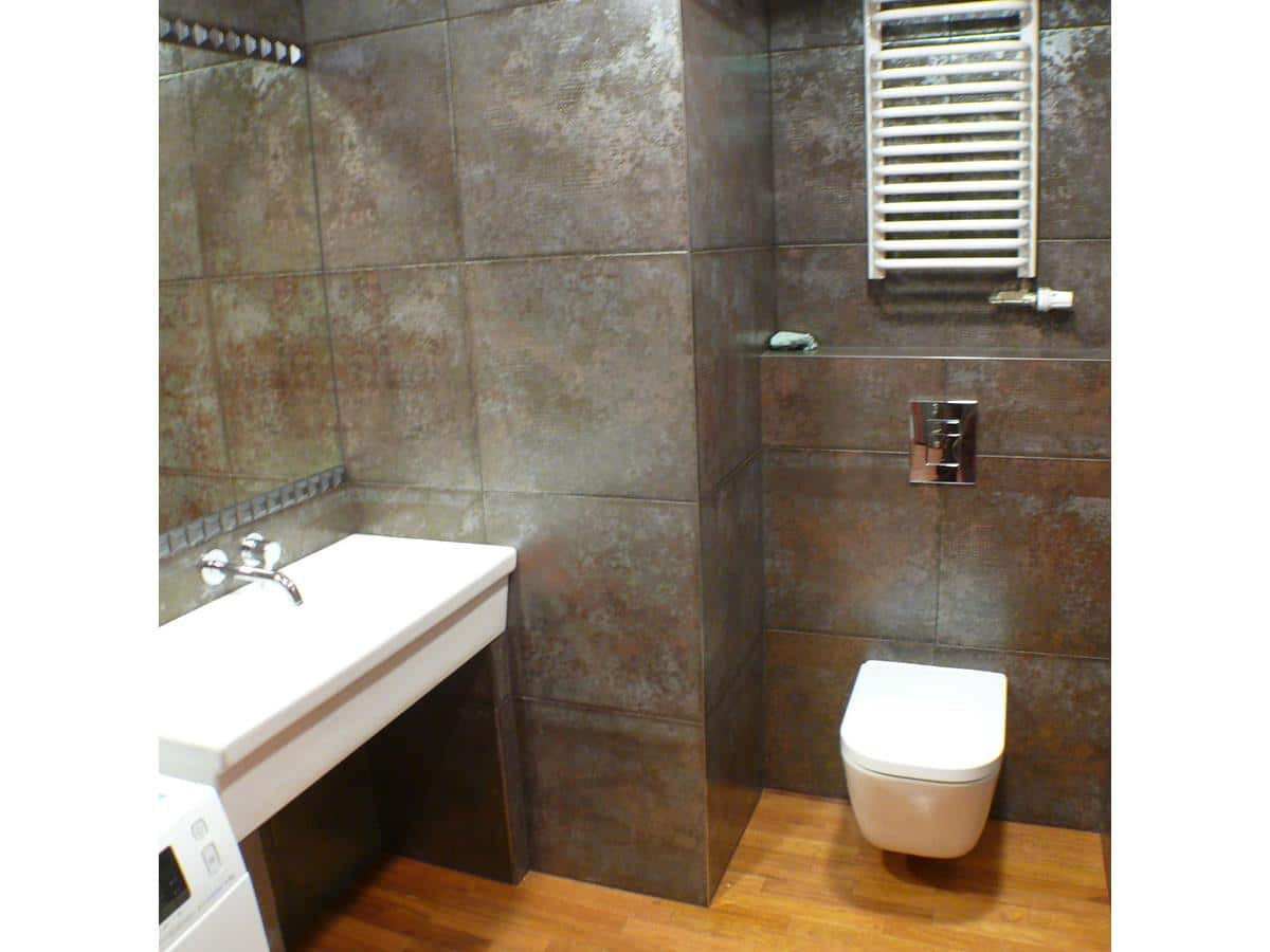 Projekty wnętrz wc