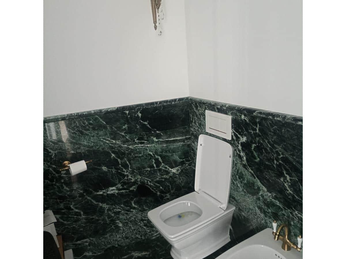 Wnętrza projekty - luksusowa łazienka