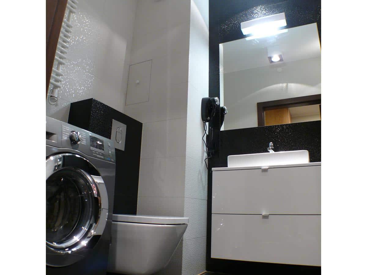 Wykończenia wnętrz projekty łazienka