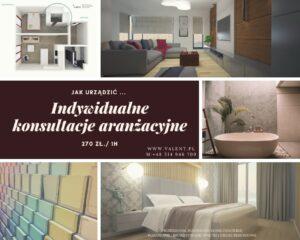 indywidualne konsultacje architekta wnętrz