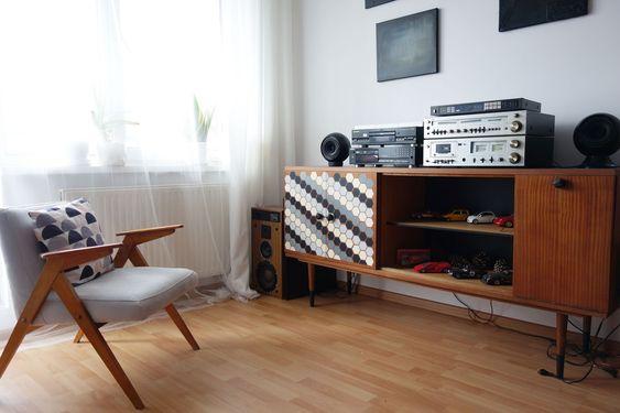 mieszkanie w stylu PRL