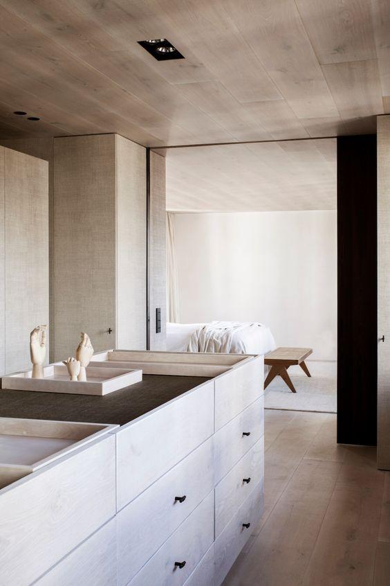 styl minimalistyczny materiały